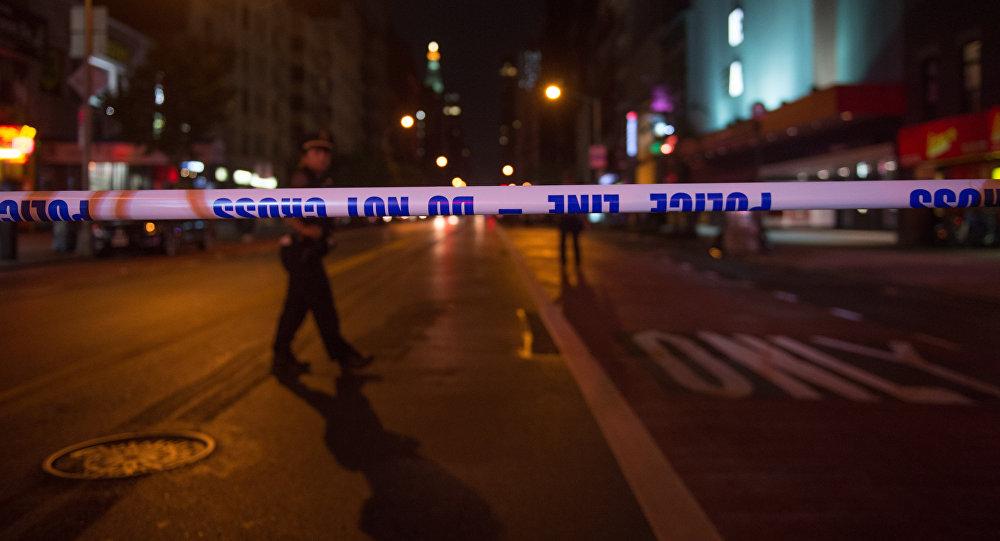 Взрыв наМанхэттене был умышленным актом— Мэр Нью-Йорка