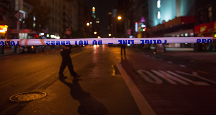 5 человек задержаны всвязи совзрывом вцентре Нью-Йорка