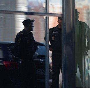 Сотрудники правоохранительных органов России. Архивное фото