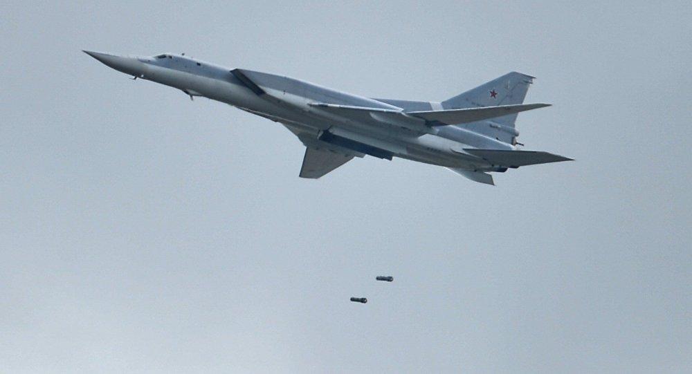 РФ перебросила вКиргизию сверхзвуковые бомбардировщики Ту-22М3