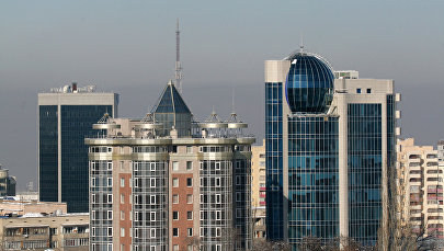 Алмата шаары. Архив