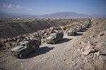 Антитеррористические учения ШОС Мирная миссия — 2016 на Иссык-Куле