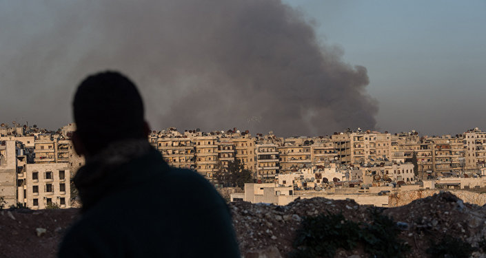 Исламские боевики атаковали военных Сирии одновременно сударом США