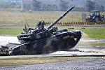 Т-80 танкынын архивдик сүрөтү