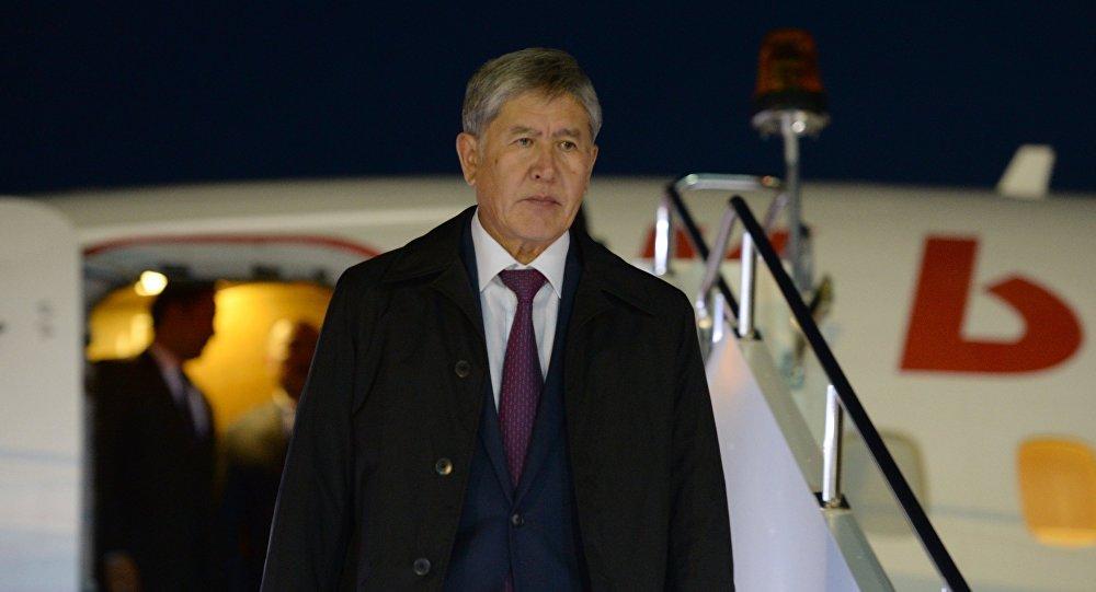 Президент Кыргызстана софициальным визитом посетит Грузию