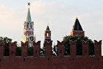 Москвадагы кремльдин архивдик сүрөтү
