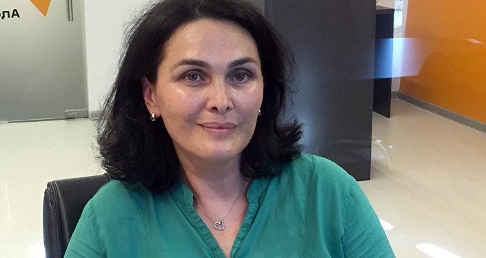 Психолог Хатуна Логуа