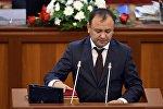 Республика — Ата-Журт фракциясынын депутаты Таабалды Тиллаевдин архивдик сүрөтү