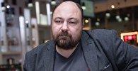 Sputnik Кыргызстан маалымат агенттиги жана радиосунун жетекчисинин техникалык маселелер боюнча орун басары Михаил Рогожин