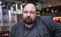 Заместитель руководителя по техническим вопросам информационного агентства и радио Sputnik Кыргызстан Михаил Рогожин