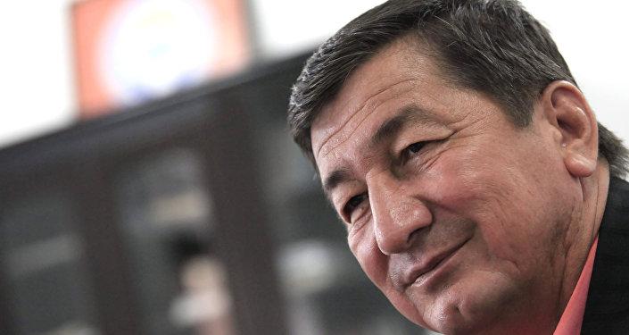 Лидер сепаратистов Кадыржан Батыров. Архивное фото