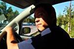 Как глухонемой кыргызстанец стал самым популярным таксистом в Бишкеке