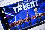 Чехия менен Словакия таланттарды издейт — 2016 конкурсунун Facebook баракчасынан тартылган сүрөт. Адем бий тобу