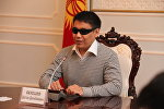 Архивное фото депутата ЖК Дастана Бекешева