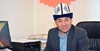 Муфтияттын окуу бөлүмүнүн башчысы Акимжан ажы Эргешов. Архивдик сүрөт