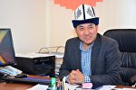 Кыргызстан мусулмандар дин башкармалыгынын муфтийинин орун басары Акимжан ажы Эргешов