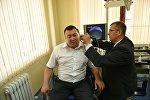 Польшадагы угуу жана көрүү боюнча белгилүү заманбап борбор Бишкекте өзүнүн филиалын ачты