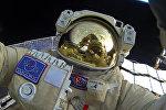 Космонавты Роскосмоса. Архивное фото