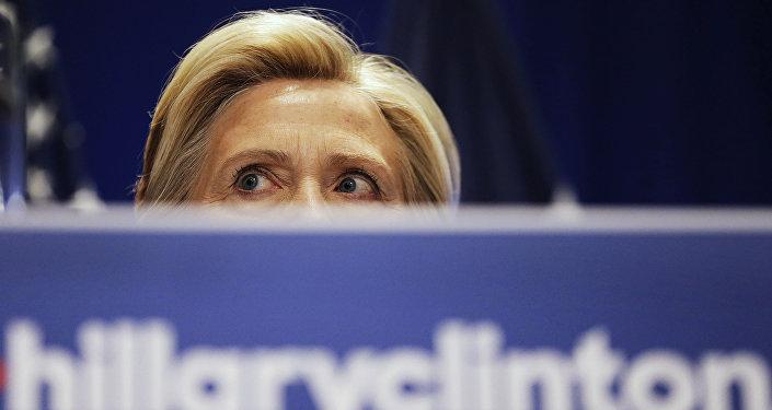 Архивное фото кандидата в президенты США от Демократической партии Хиллари Клинтон