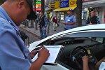 Шаардык милиция жол кыймылы эң көп болгон учурда рейдге чыкты