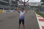 Завоевавший титул Iron Star в Сочи кыргызстанец Данияр Оморов