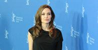 Архивное фото актрисы Анджелины Джоли