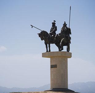 Памятники Нарынской области