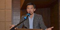 Референдумга жол жок кыймылынын мүчөсү Мавлян Аскарбековдун архивдик сүрөтү