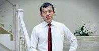 Предприниматель из Кызыл-Кии Зарылбек Мааткалыков