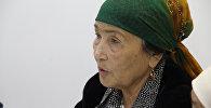 Американын Нью-Йорк шаарында 2001-жылдагы терактынын 15 жылдыгына арналган атайын иш-чаранын катышуучусу Токтокан Чанчарова