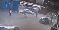 Кайгуул милициясынын 11 жаштагы кызды коюп кеткен видеосу