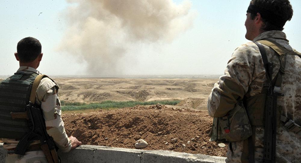 США направят вИрак неменее 600 военнослужащих для освобождения Мосула