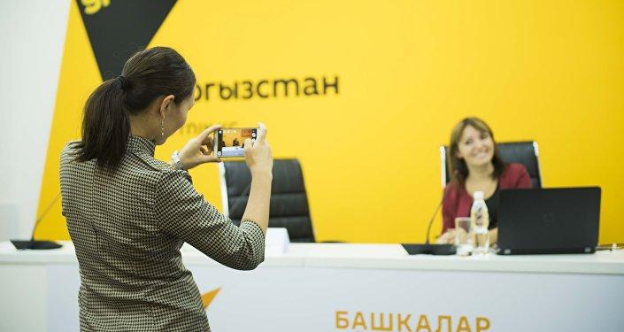 Sputnik Кыргызстан маалымат порталы өз ишин 2014-жылы декабрь айында кыргыз жана орус тилдеринде баштаган.