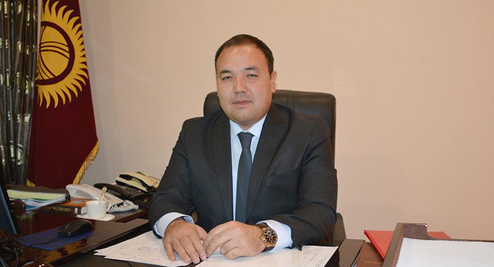 КР миграция кызматынын жетекчиси Бакыт Адылов