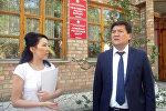 Омбудсмен Кыргызстана Кубат Оторбаев