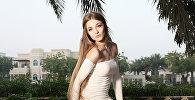 Кыргызстанская модель Карина Малая