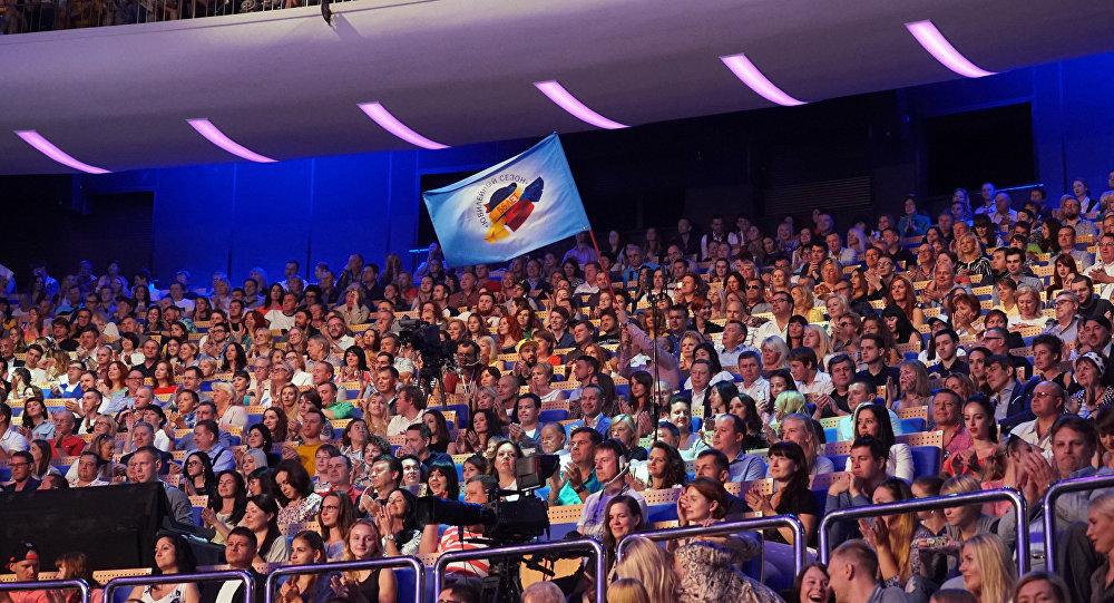 Команда «Раисы» завоевала «бронзу» вфинале Высшей лиги КВН