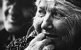 Эти фотографы видят старость другими глазами — снимки пожилых людей КР