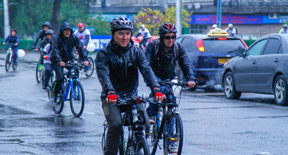 ВБишкеке состоится велопробег
