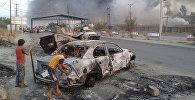 Мосул шаарына жакын жердеги балдар. Архивдик сүрөт