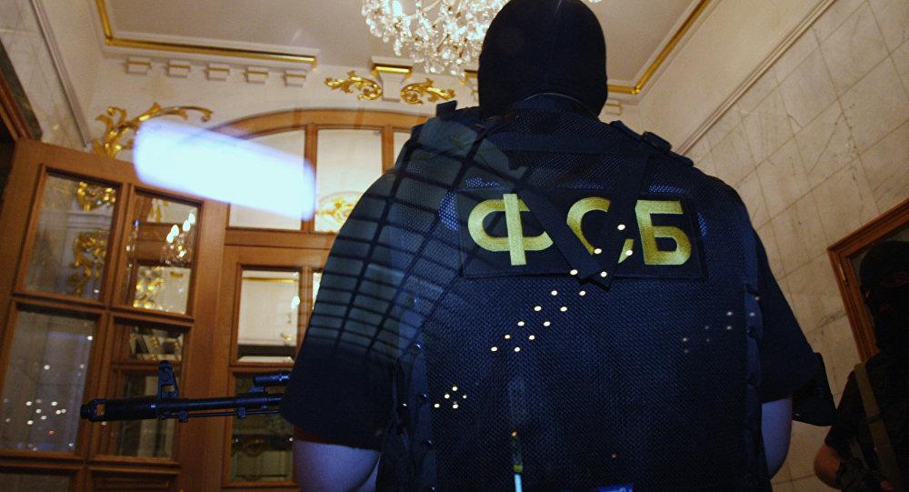 Работники ФСБ задержали в столицеРФ украинского шпиона