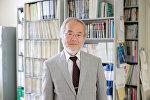 Ученый из Японии Йошинори Осуми, который получил нобелевскую премию по медицине за 2016 год