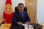 Архивное фото экс-мэра города Каракол Данияра Арпачиева