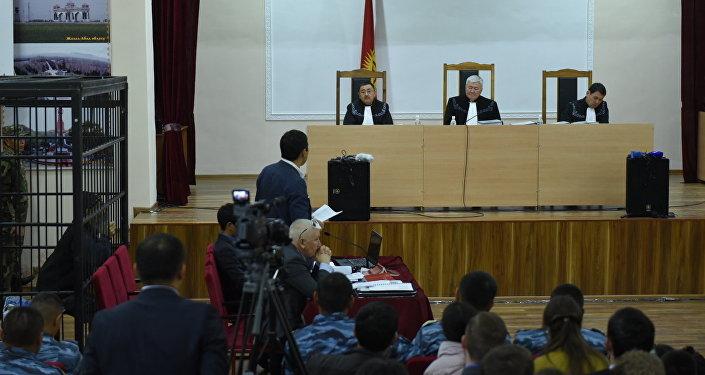 ВКР повновь открывшимся обстоятельствам начался суд поделу Азимжана Аскарова