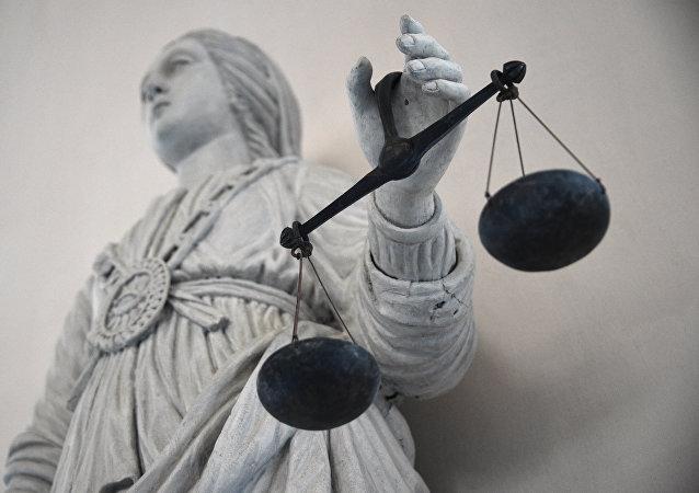 Статуя богини правосудия Фемиды. Архивное фото