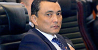 Экс-депутат Саматбек Ибраевдин архивдик сүрөтү