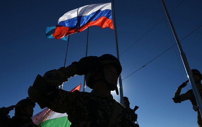 Военнослужащие России. Архивное фото