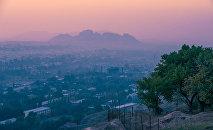 Город Ош. Архивное фото