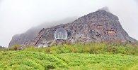 Гора Сулайман-Тоо в городе Ош. Архивное фото