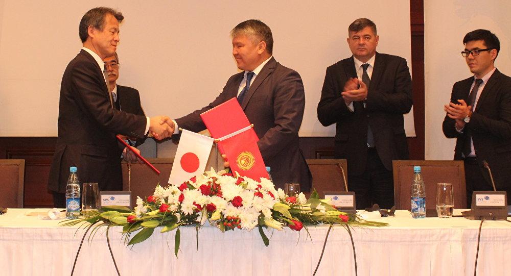 Японские компании Panasonic, Мицубиси иNippon заинтересованы всотрудничестве сКыргызстаном